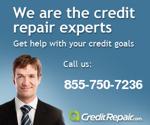 CreditRepair.Com 1800 Toll Free Phone Number
