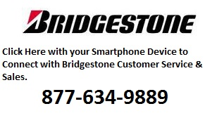 Bridgestone Tires Toll Free Phone Number