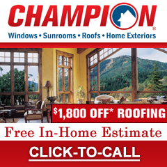 Champion Roofing Toll Free Phone Number