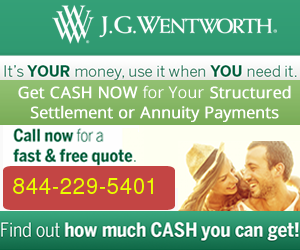 J.G. Wentworth Toll Free Phone Number