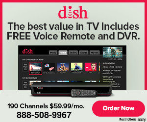 DISH Network Promotions for New Customers 2019-2020