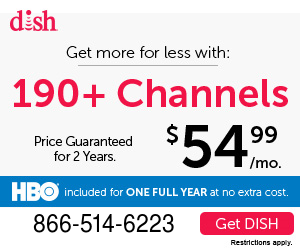 Dish Network USA & Puerto Rico Telephone Number
