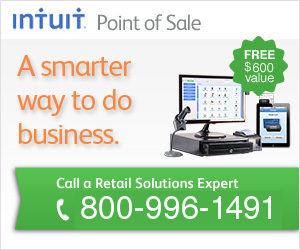 Intuit QuickBooks Sales Phone Number - Point of Sale Merchant Services