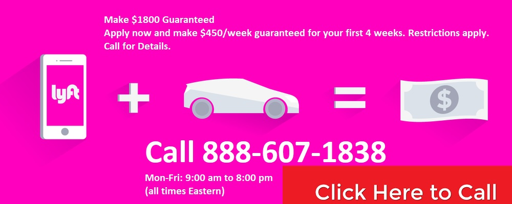 Lyft Driver Recruitment Phone Number